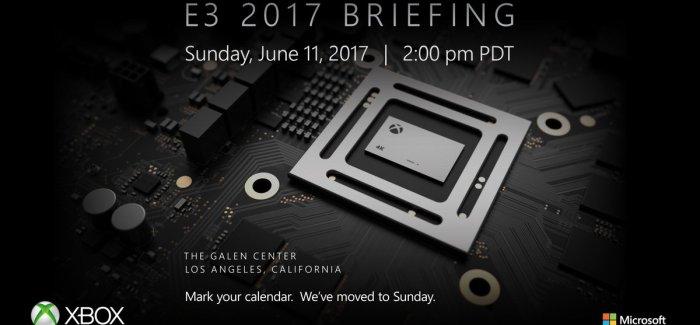 [Juegos] Conferencia de Microsoft en el E3 2017