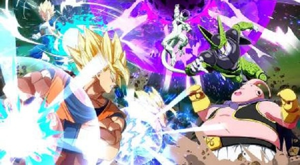 "[Juegos/Anime] Sale trailer de ""Dragon Ball Fighterz"""