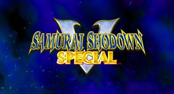 [Juegos] Samurai Showdown V Special anunciado