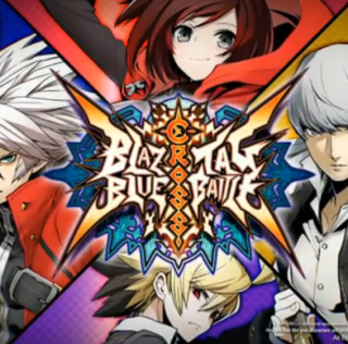 [Juegos] BlazBlue Cross Tag Battle anunciado