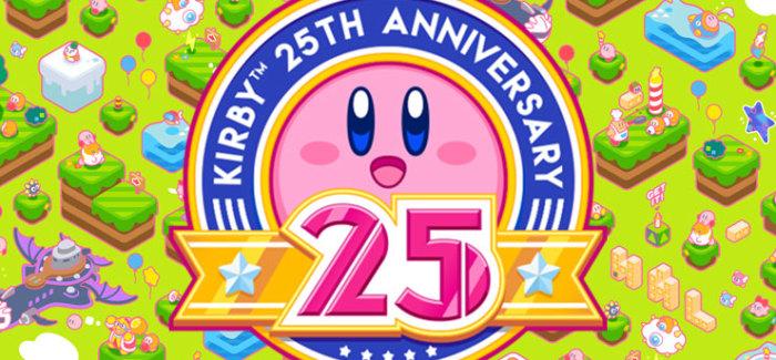 [Juegos] Trailer del 25 Aniversario de Kirby
