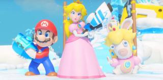 [Juegos] Nuevo trailer de Mario + Rabbids Kingdom Battle