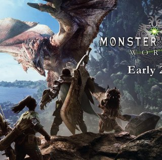[Juegos] Nuevo trailer de Monster Hunter World