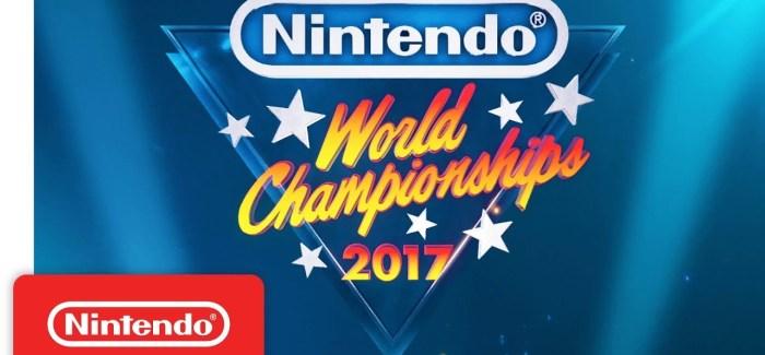 [Juegos] Nintendo World Championship 2017 anunciado