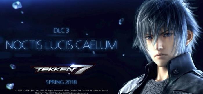 [Juegos] Noctis Lucis Caellum va para Tekken 7