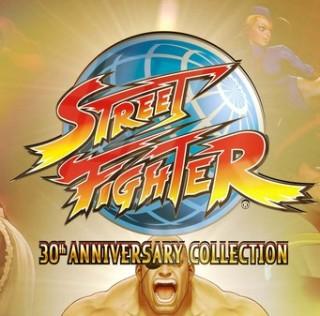 [Juegos] Street Fighter 30th Anniversary Collection anunciado