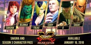 [Juegos] Trailer de la temporada 3 de Street Fighter V