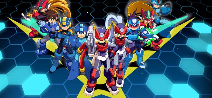 [Juegos] Tres nuevos Titulos de Mega Man en camino