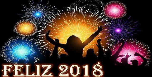 Un Feliz 2018!