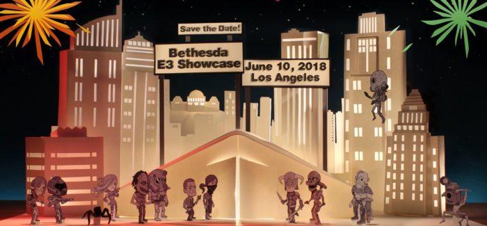 [Juegos] Video de la Conferencia de Bethesda en el E3