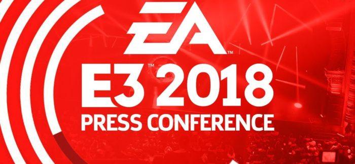 [Juegos] Video de la conferencia de EA en el E3