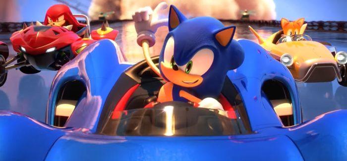 [Juegos] Nuevo trailer de Team Sonic Racing
