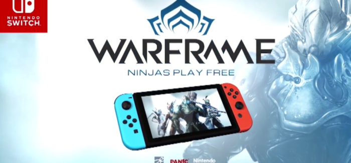 [Juegos] Warframe anunciado para Nintendo Switch
