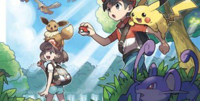 [Juegos] Nuevo trailer de Pokémon Let´s Go Pikachu/Eevee