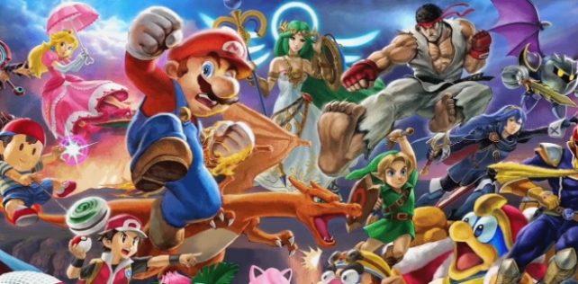 [Juegos] Vídeo del Nintendo Direct de Smash Bros